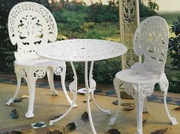 Cast Iron Patio Table And Chairs by Colonial Castings Cast Aluminium Outdoor Furniture