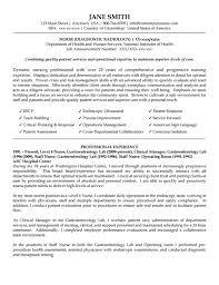 Nurse Objectives Resume Samples by Registered Nurse Resume Medical Surgical Sample Resume Of Med