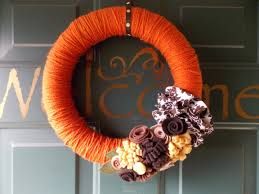 fall wreaths pumpkin spice fall wreath quiver of blessings