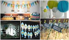 fishing themed baby shower shower fish homes zone