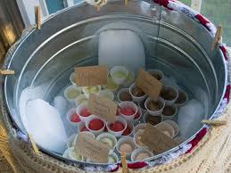 how to keep ice cream frozen at an outdoor party diy network