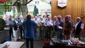 Zahnarzt Bad Cannstatt Seniorenchor Bad Cannstatt 1978 E V Sommerfest 21 8 2014 Youtube