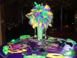 16 best mardi gras themed party decor images on pinterest