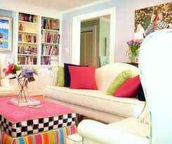 decorations bright house interior with smart summer decor idea