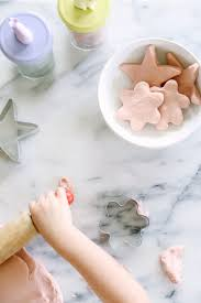 how to make natural play dough without cream of tartar live simply