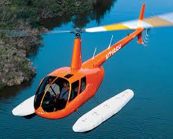 the nimble space efficient robinson r44 clipper ii private