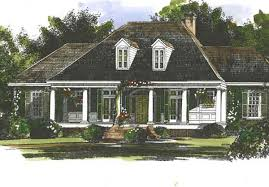 Southern Living Home Plans New Rustic Oaks John Tee Architect Southern Living House