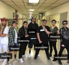Mc Hammer Halloween Costume Tackiest Halloween Costumes 2016 Bossip