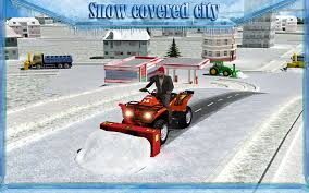 Old Ford Truck Games - snow blower truck simulator 3d android apps on google play
