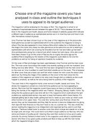 Examples Of Literary Criticism Essays Analysis Essay Outline