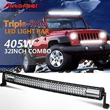 best jeep light bar 16 best top 10 best off road led light bars reviews 2017 images on