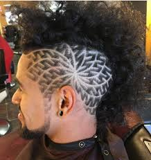 curly shaved side hair 75 best shaved side hairstyles the hottest 2018 trends