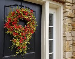 summer wreaths etsy