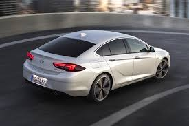 2018 opel insignia wagon new flagship prices for opel insignia grand sport start at u20ac25 940