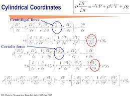 3 cylindrical coordinates