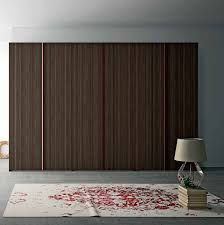 La Perla Bad Oeynhausen Presotto Wardrobe With Kaleidos Sliding Doors Gloss And Matt