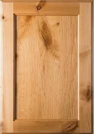 knotty alder kitchen cabinets square rustic alder cabinet door w flat panel