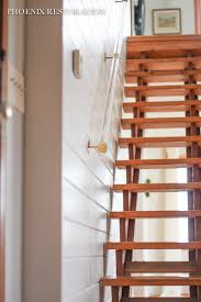 Wooden Handrail Designs Diy Lucite Brass Stair Handrail With Mounting Instructions