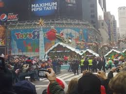 thanksgiving day parade farflungistan