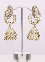 jhumki style earrings jhumki style earrings with stones online shopping shop for