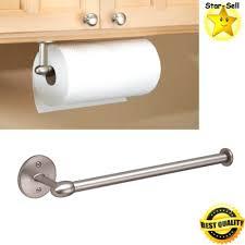 cabinet paper towel holder under cabinet paper towel holder kitchen wall mount paper roll
