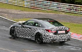 lexus rc f toyota 86 lexus spied testing hotter rc f model on the nurburgring