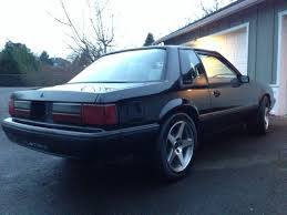 1990 mustang coupe for sale ford mustang coupe 1990 black for sale 1facp40e3lf170338 1990