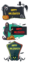 happy halloween png 20 halloween vector free download a graphic world