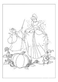 princess coloring pages part 4