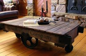 industrial coffee table with wheels industrial coffee table with wheels migoals co