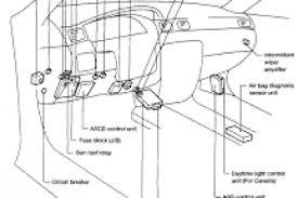 2001 nissan maxima wiring diagrams 2001 wiring diagrams