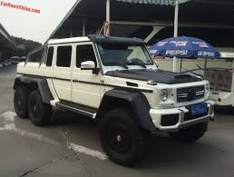 mercedes jeep 6 wheels mansory mercedes benz g63 amg 6x6 crashed and burned in china