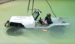 jeep snorkel underwater how to drive your jeep all the way underwater and back out again