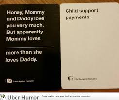 Single Dad Meme - single dad of 3 just had this played on me in cards against