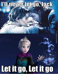 Frozen Memes - frozen let it go by johnsamii meme center