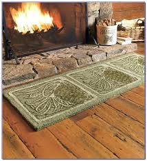 Wood Stove Rugs Fireplace Hearth Mat Fireplace Hearth Rug Fire Resistant Rug