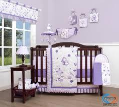 Nojo Jungle Crib Bedding by Geenny Boutique Baby 13pc Nursery Crib Bedding Set Blizzard Blue