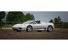 classic ferrari 360 for sale on classiccars com 31 available