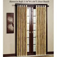 Patio Door Sliding Panels Bamboo Sliding Panels For Patio Doors Patio Doors And Pocket Doors