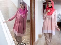fashion terbaru fashion terbaru busana modern koleksi baju gamis muslim