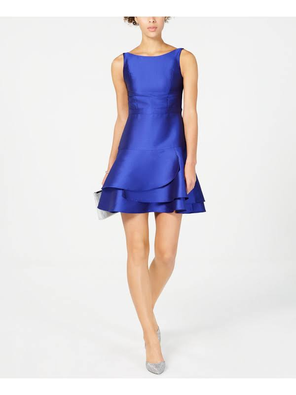Adrianna Papell Dress Blue