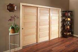 Hanging Interior Doors How To Hang A Closet Door Throughout Hanging Sliding Doors Ideas 0