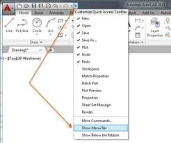 tutorial autocad na srpskom autocad classic workspace is not available in autocad 2015 and later