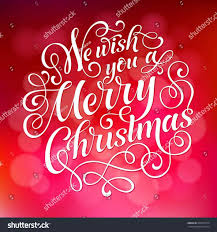 wish wishing you a merry message christms hppy new stock