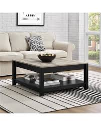better homes and gardens crossmill coffee table deal alert better homes and gardens langley bay coffee table