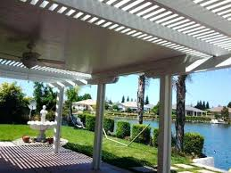 Outside Patio Covers by Patio Roof Types The Types Of Patio Roofing Available Outdoor
