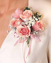 pink corsage pink roses corsage wedding corsage corsage