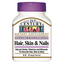 hair skin and nails vitamins 5 patents over 50 clinical trials