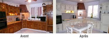 moderniser une cuisine en bois relooker une cuisine en bois idées décoration intérieure farik us