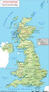 Counties Of England Map by Uk Forests Map Maps Pinterest Cymru And Scotland